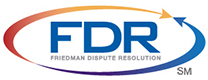 FDR | Friedman Dispute Resolution Logo